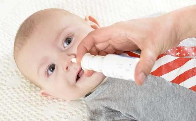 علاج الزكام عند الاطفال الرضع .. كيفية التخلص من الزكام عند الأطفال الرضع ..