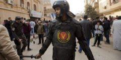 العصابات في مصر والجريمة