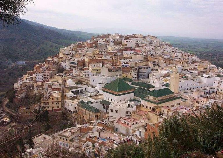 مدينة مكناس المغرب