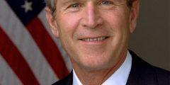 سيرة ذاتية للرئيس الأمريكي جورج دبليو بوش 2001-2009 م