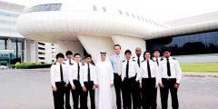 كلية الإمارات للطيران ومعلومات عنها