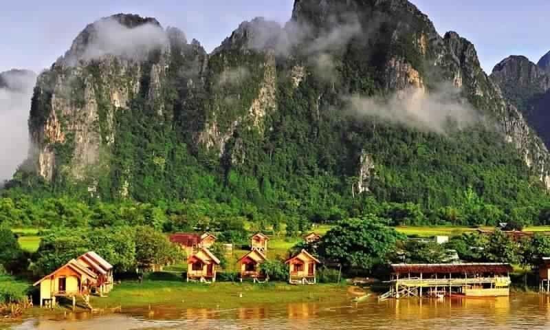 السياحة في لاوس – أجمل الوجهات السياحية فى لاوس