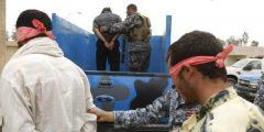 العصابات في العراق