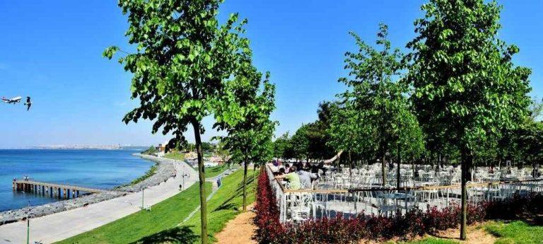 المناطق السياحية القريبة من مطار اتاتورك .. تعرف على مجموعة من أهم الأماكن السياحية القريبة من مطار اتاتورك .