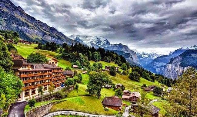 السياحة في سويسرا شهر سبتمبر