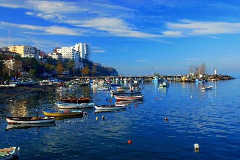 مدينة دوزجي تركيا