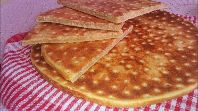خبز الفطير الجزائري