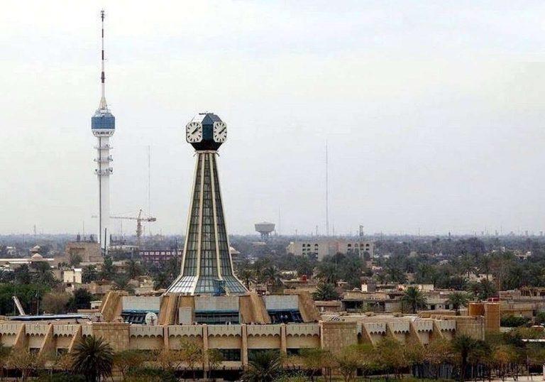 معلومات عن مدينة بغداد العراق