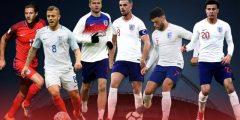 انجلترا في كاس العالم 2018