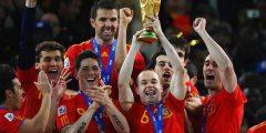 اسبانيا في كأس العالم 2010