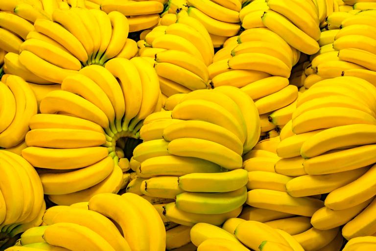 طرق حفظ الموز لأطول فترة ممكنة