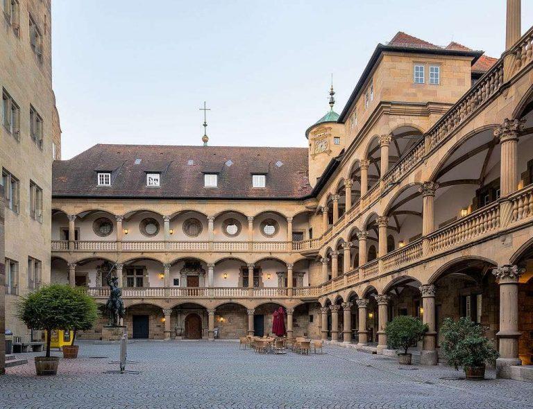 معلومات عن مدينة شتوتغارت -ألمانيا