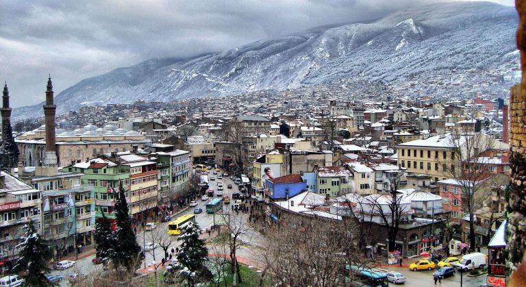 معلومات عن مدينة بورصة تركيا