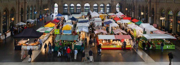 """أشهر الأسواق في سويسرا …. أفضل الأسواق التي يمكنك الذهاب إليها في مدينة """"زيورخ"""""""