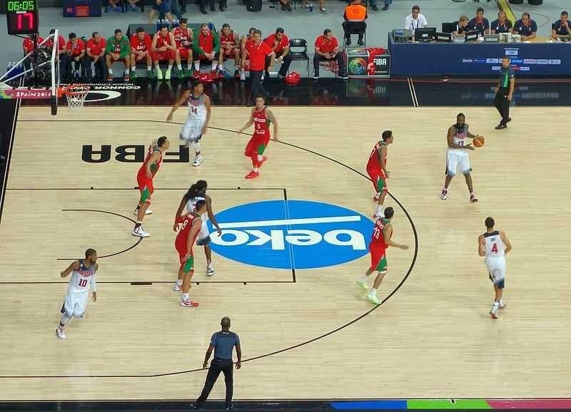 رياضة كرة السلة – أساسيات كرة السلة للاعبين والمدربين الجدد