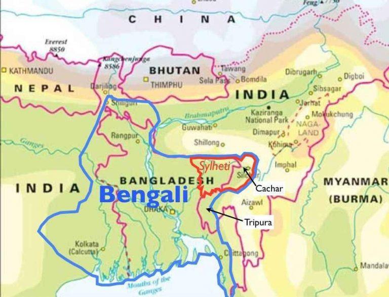 معلومات عن اللغة البنغالية .. تعرف على اللغة البنغاليةنشأتها وتاريخها والدول التى تتحدث بها