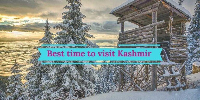 افضل وقت لزيارة كشمير.. تعرف على أفضل وقت لزيارة كشمير حيث الطبيعة الرائعة والساحرة