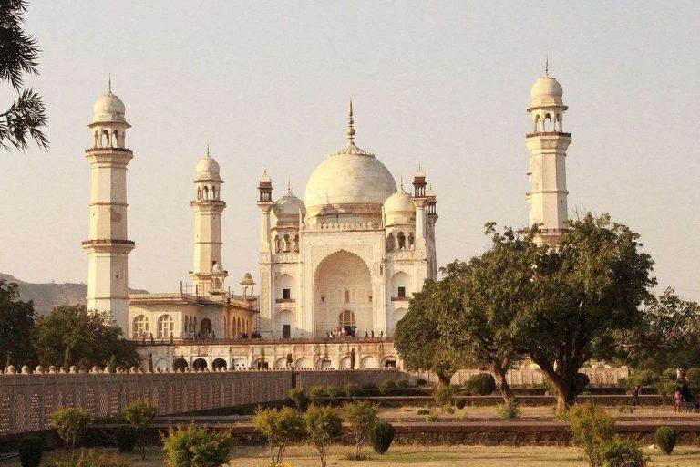 مدينة أورنك آباد في الهند