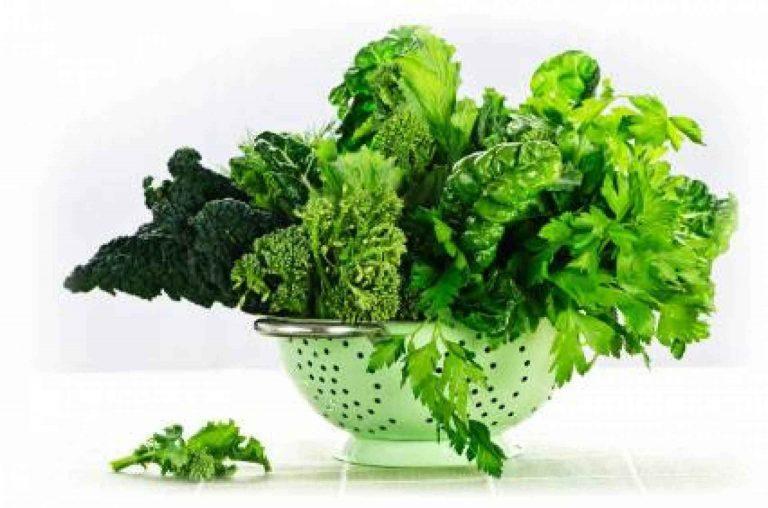 الورقيات الخضراء لجسم صحي وبشرة متألقة خالية من التجاعيد