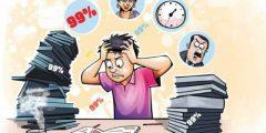 نصائح للتخلص من ضغط الدراسة