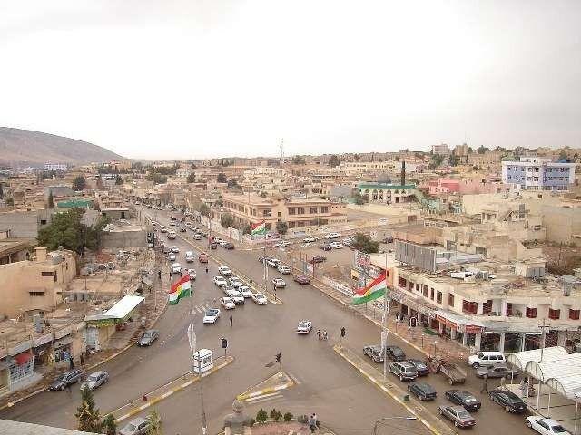 معلومات عن مدينة دهوك العراق