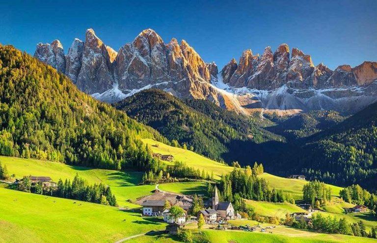 السياحة في منطقة الدولوميت الإيطالية .. تعرف على منطقة الدولوميت الإيطالية لقضاء رحلة رائعة بها .