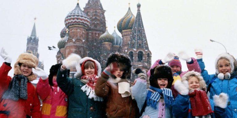 السياحة في روسيا للاطفال  –