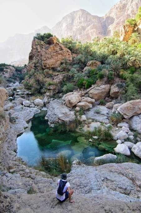 الطبيعة في محافظة ظفار