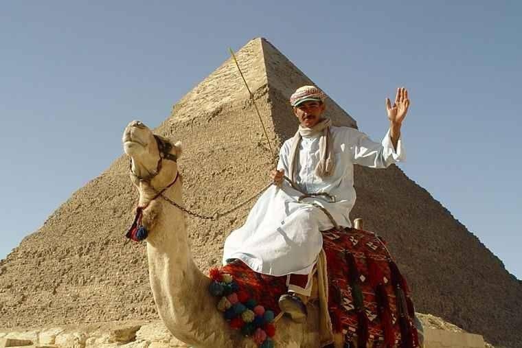 الأماكن السياحية في مصر
