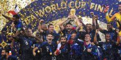 فرنسا في كأس العالم 2018