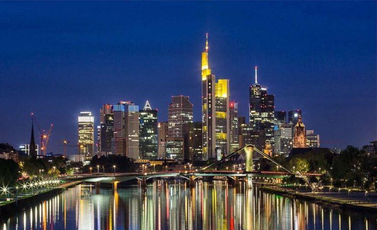 معلومات عن مدينة فرانكفورت ألمانيا