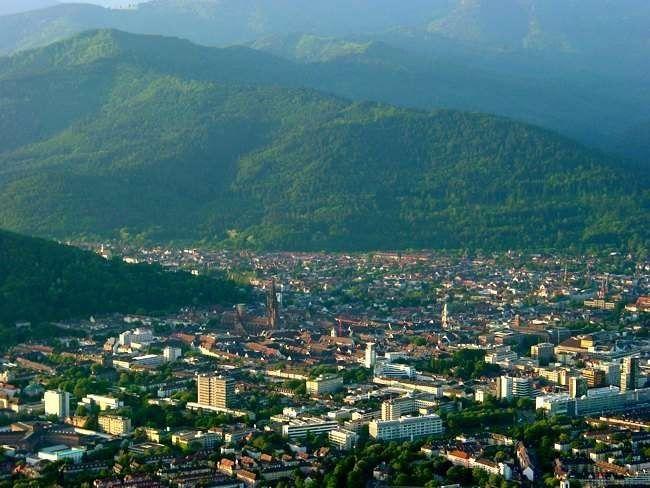 معلومات عن مدينة فرايبورغ -ألمانيا