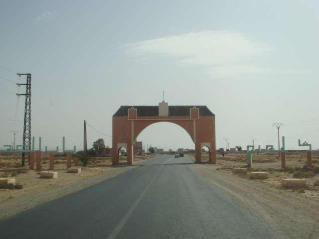 معلومات عن مدينة كلميم المغرب