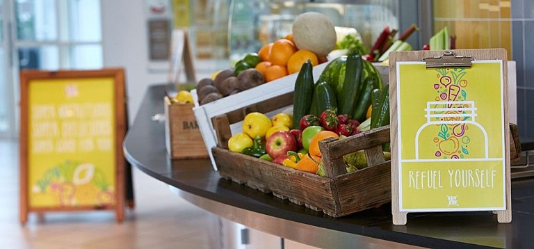 حكم وأمثال عن الغذاء الصحي
