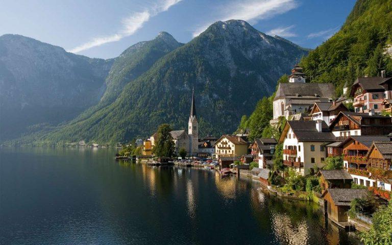 السياحة في ألمانيا والنمسا