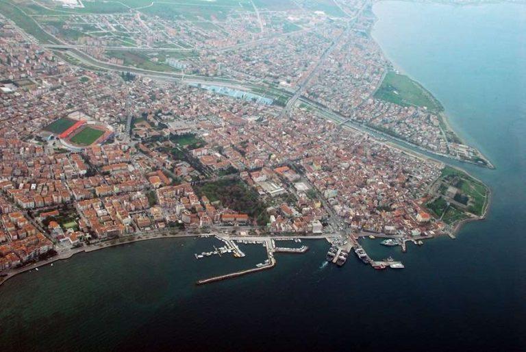 مدينة كاناكالي تركيا