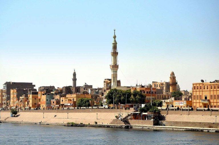 معلومات عن مدينة إسنا مصر