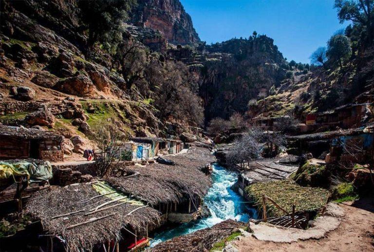 السياحة في مدينة خنيفرة بالمغرب