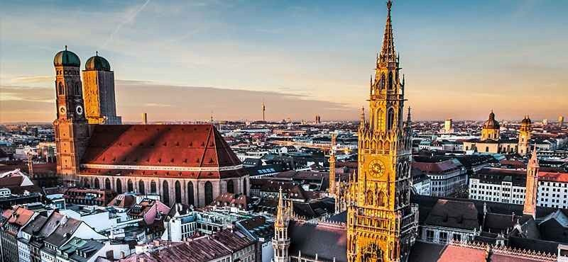 برنامج سياحي في ميونخ لمدة 7 أيام