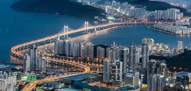 برنامج سياحي في كوريا الجنوبية لمدة 7 أيام