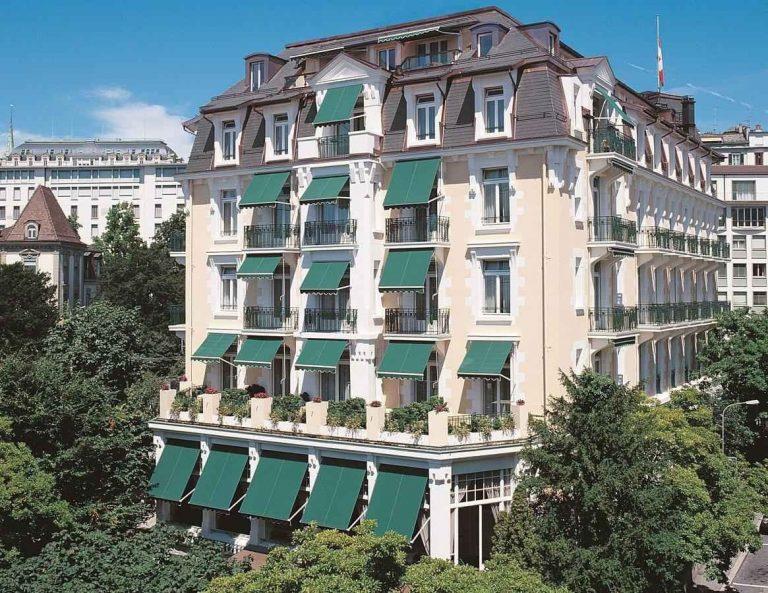افضل فنادق لوزان .. 7 فنادق 4 نجوم و 3 نجوم تقييمها عالي