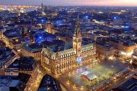 برنامج سياحي في هامبورغ شامل .. لمدة 7 أيام