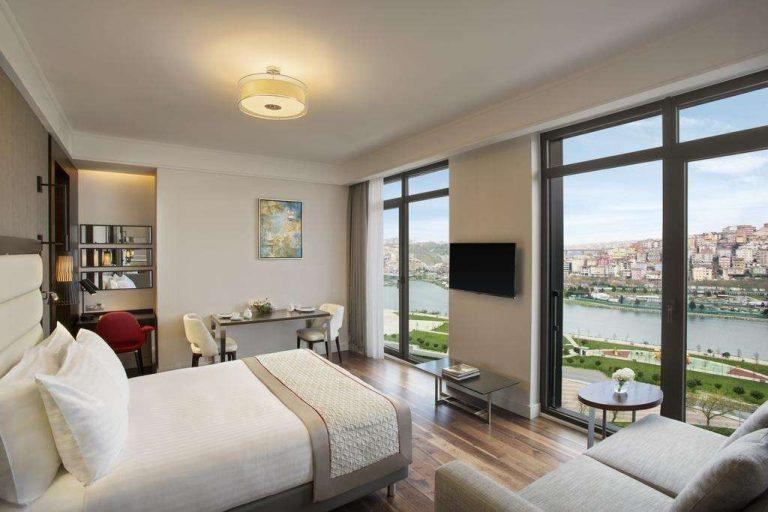 ارخص فنادق في اسطنبول في منطقة تقسيم