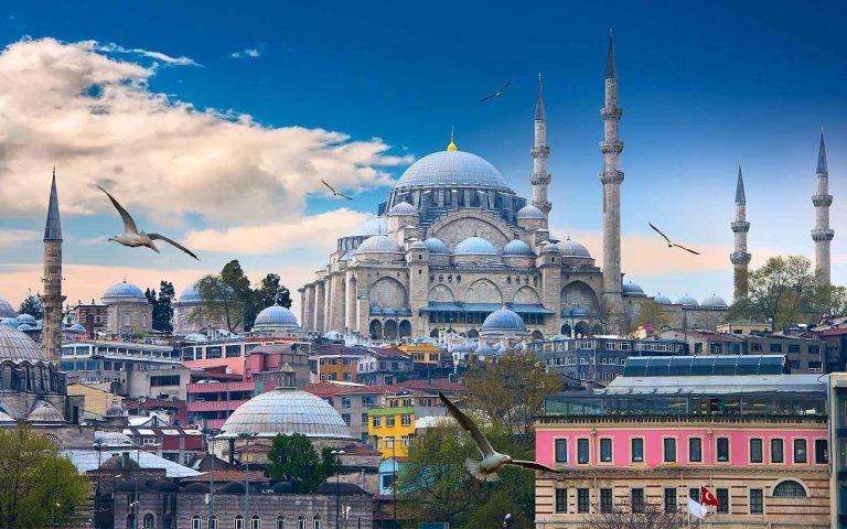 برنامج سياحي عائلي في تركيا .. لمدة 7 أيام