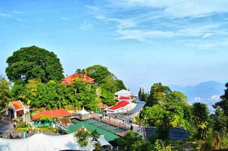 افضل 6 فنادق في بينانج ماليزيا .. 4 و 5 نجوم رائعة