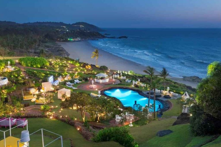 افضل 8 فنادق في غوا الهند .. 5 نجوم رائعة