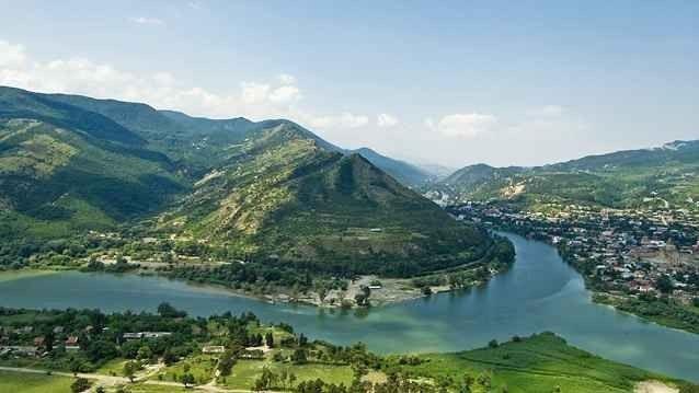 السياحة في مدينة متسخيتا الجورجية : و 5 اشطة واماكن سياحية