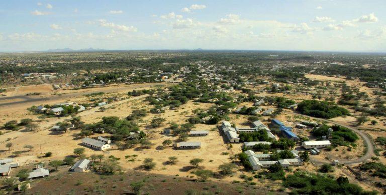 معلومات عن مدينة لودوار كينيا