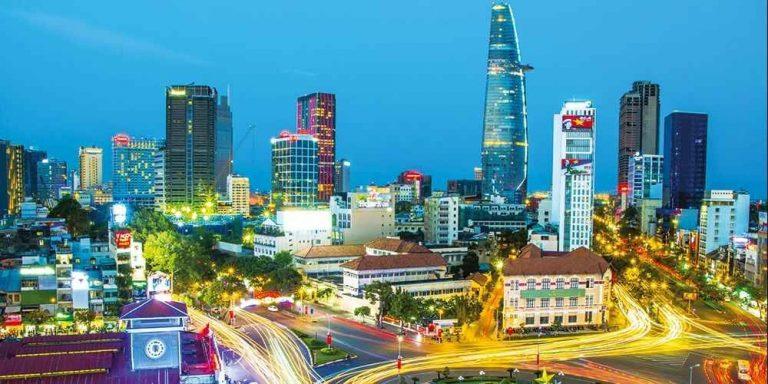 أجمل الأماكن السياحية في هوشي منه فيتنام