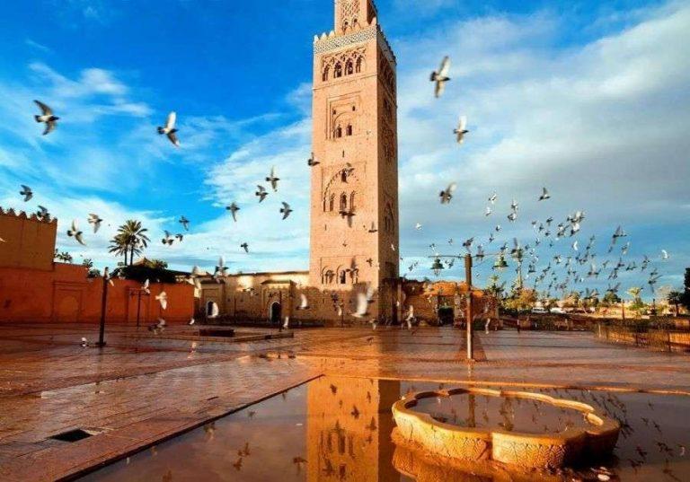 مدينة مراكش المغرب